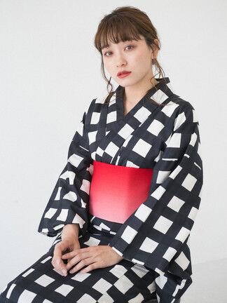 LEBECCA boutique(レベッカ ブティック)通販 | 私たちの格子柄浴衣